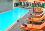 Hôtel Lat Krabang - Avion Hotel-4
