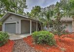 Location vacances Gainesville - Waterfront Dunnellon Home with Private Dock and Lanai!-1