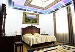 Hôtel Dushanbe - Yellow Hostel Dushanbe-2