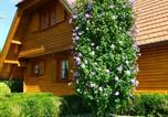 Location vacances Lepoglava - House with 3 bedrooms in Gornja Voca with wonderful mountain view enclosed garden and Wifi-2