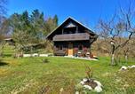 Location vacances  Slovénie - Počitniška hiša Eros-2