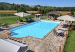 Location vacances Todi - Spacious Holiday Home in Pian di San Martino with Pool-1
