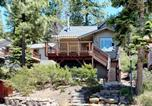 Location vacances Incline Village - Tahoe Treehouse Lake View Cabin - 1br/1ba-1