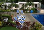 Hôtel Manuel Antonio - Hotel Pacifico Lunada-2