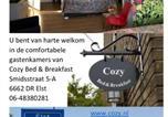 Hôtel Overbetuwe - Cozy Bed and Breakfast-2