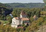Location vacances Lanzac - Villa in Pinsac-4