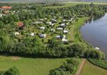 Camping en Bord de lac Allemagne - Freizeitpark Am Emsdeich-3