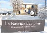 Hôtel La Martre - La Bastide des Pins-2