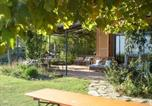 Location vacances La Londe-les-Maures - House With Garden And Sea View-2