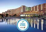 Location vacances  Portugal - Hotel Apartamento Paraiso De Albufeira-1