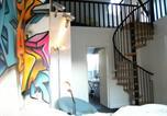 Hôtel Lompret - B&B La Maison du Jardin Vauban-1