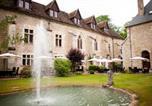 Hôtel 4 étoiles Vault-de-Lugny - Abbaye de la Bussière-2