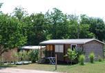 Camping avec Site nature Nabirat - Flower Camping La Sagne-3