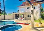 Location vacances Bertioga - Casa Deliciosa em Riviera-1