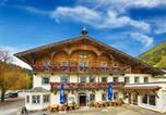 Location vacances Thiersee - Familienfreundliche Ferienwohnung mit eigener Terrasse, Fewo 8-1