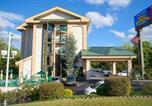 Hôtel Sevierville - Pigeon River Inn-2
