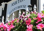 Location vacances Dundee - Ashton Guest House-3