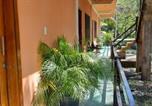 Location vacances Palenque - Posada Tzeltal-4
