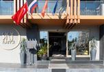 Hôtel Meltem - Sky Kamer Hotel Antalya-3