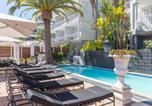 Hôtel Robben Island - Romney Park Luxury Apartments-4