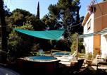 Hôtel Sernhac - Villa Thermae . Pont du Gard-3