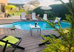Location vacances Corseaux - Charming Villa with Private Swimmingpool-4