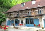 Hôtel Yonne - La Ferme de la Fosse Dionne-1