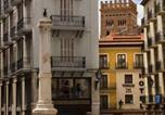 Hôtel Province de Teruel - Sercotel Torico Plaza-3