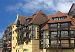 Hôtel 4 étoiles Saint-Arnoult - Mercure Deauville Centre-3