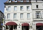 Hôtel Ecleux - Hotel Charles Sander-3