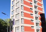 Hôtel Mendrisio - Residence Tell-1