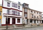 Hôtel Galice - Albergue Goas-3
