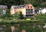 Hôtel Limbourg-sur-la-Lahn - Haus am Fluss-1
