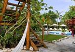 Hôtel Isla Mujeres - Na Balam Beach Hotel & Villas-1