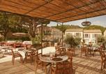 Hôtel 4 étoiles Cogolin - Hotel Lou Pinet-4