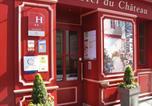 Hôtel Vitré - Hôtel du Château-1