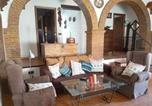 Location vacances Cuevas del Becerro - Holiday home Cantarranas-4