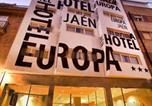 Hôtel Mengíbar - Hotel Europa-1