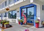 Hôtel Ashland - Motel 6 Medford South-3