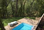 Location vacances Hornos - Casa Rural Ermita Santa Maria de la Sierra-4