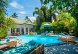 Villages vacances Samui - Beachfront Resort Villa Baan Orchid 2br-1