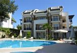 Location vacances  Turquie - Sultan Homes Apartments 2-1