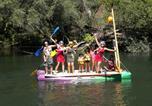 Camping avec Accès direct plage Languedoc-Roussillon - Camping le Val d'Hérault-4