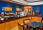 Hôtel Oklahoma City - Fairfield Inn and Suites by Marriott Oklahoma City Airport-4