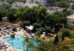 Hôtel Cala d'Or - Ola Apartamentos Cala Dor-3