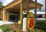 Hôtel Hollywood - Super 8 by Wyndham Dania/Fort Lauderdale Arpt-2