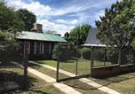 Location vacances Villa General Belgrano - Santa Rosa con parque y rio Ideal para familias-1