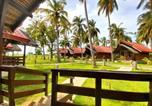 Hôtel Trincomalee - Cocolagoon eco Resort-1