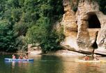 Camping avec Piscine Daglan - Camping La Butte-4