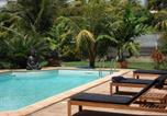 Location vacances  Maurice - Residence Lestridents-4